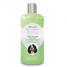 Шампунь Veterinary Formula Triple Strength Dog Shampoo, для собак фото