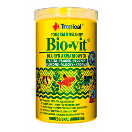 Сухой корм Tropical Bio-vit для всех рыб фото