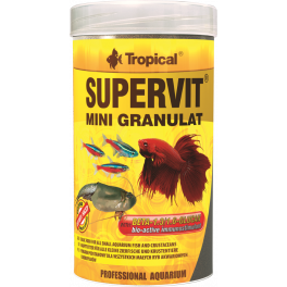 Корм Tropical SuperVit MINI Granulat фото