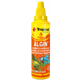 Средство Tropical Algin, против водорослей, 50ml, на 500л фото