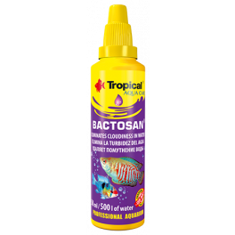 Кондиционер Tropical BACTOSAN, 50ml, на 500л фото