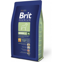 Корм Brit Premium Junior XL с курицей фото