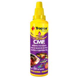 Препарат Tropical CMF, 50ml, на 1000л фото