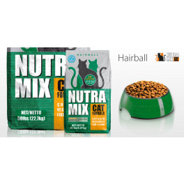 Корм Nutra Mix Hairball фото